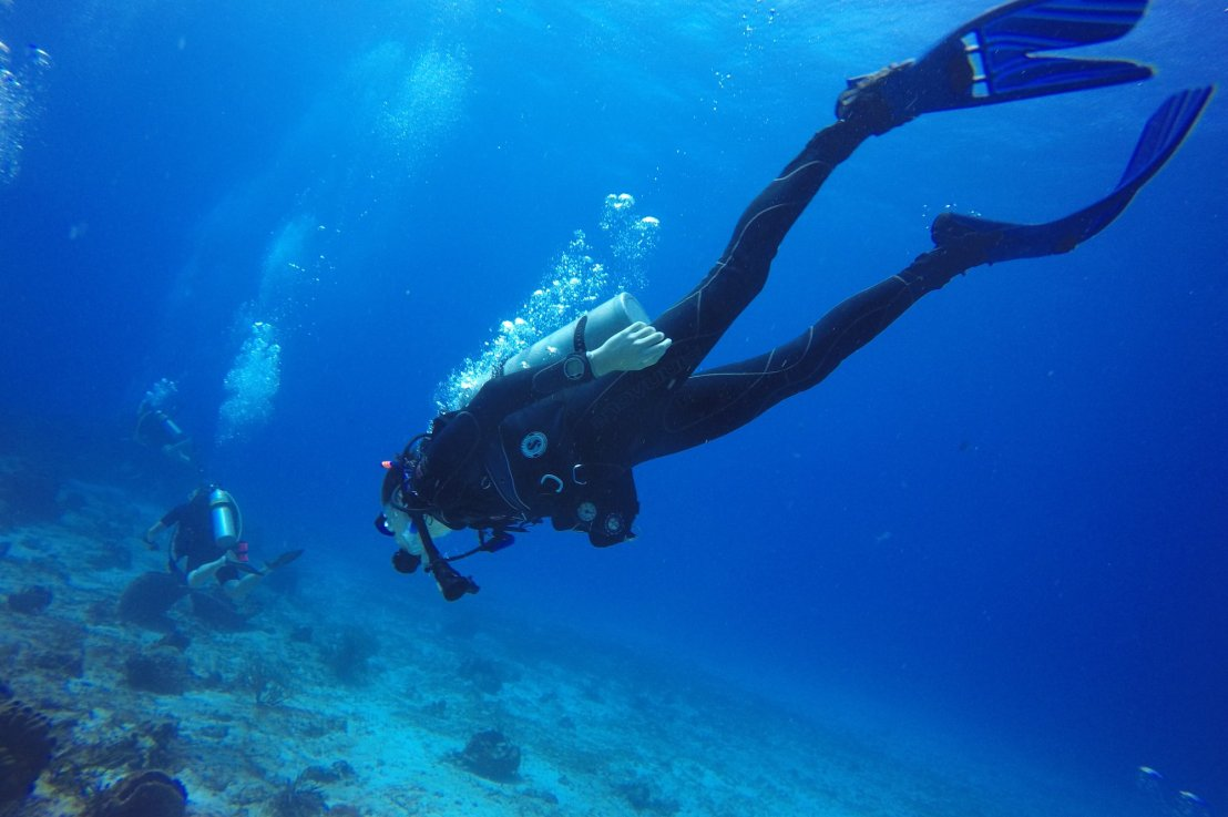 Scuba Diving as an Aspie