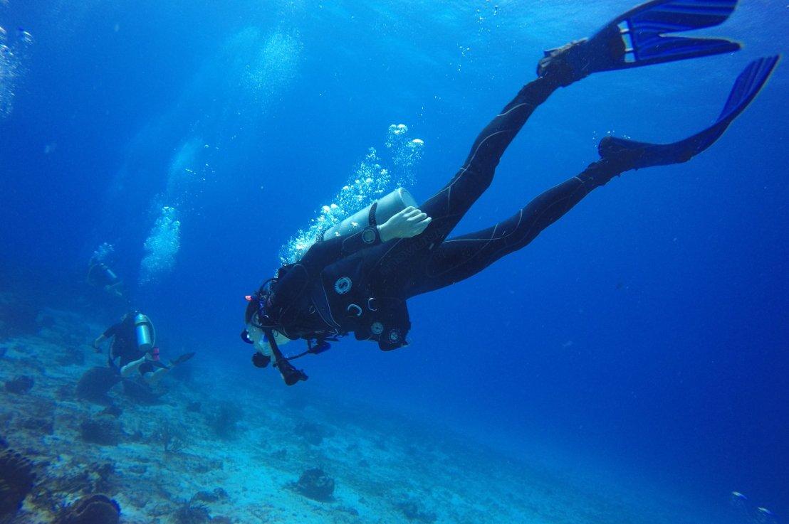 Scuba Diving as anAspie